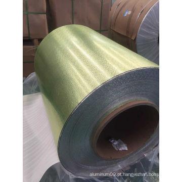Padrão de cascalho de chapa em alumínio embutido para cobertura