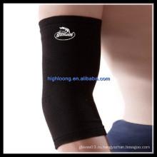 Упругие прочные спортивные защитные обезболивающие неопрен ткани локоть поддержки локтевой скобки