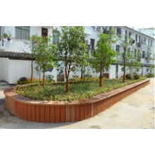 Municipal Construction Eco WPC Board Anti Crack Pest-Resist Tree Pool