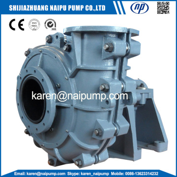 300FF-L Thickener Overflow Rubber Lined Slurry Pumps