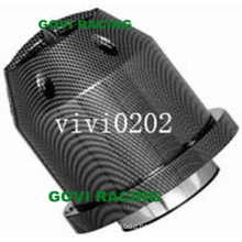 Super Power Air Filter 76mm Universal Car Intake Pipe