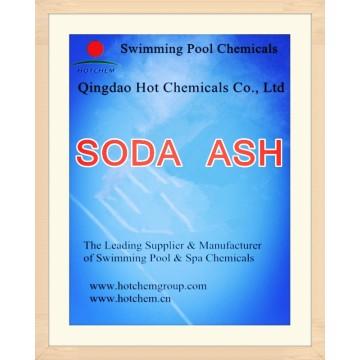 Сода кальцинированная карбонат натрия безводный нет CAS 497-19-8/7542-12-3