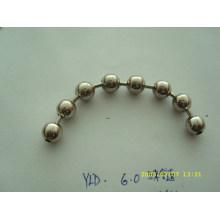 china chain maker hot sell decorative ball chain curtain