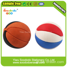 Baksetball σχήμα γόμα, Sport Fashion Erasers