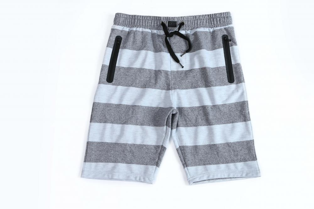 Men's yarn dye shorts