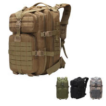 Outdoor Military Tactical Backpack ,40L Hiking Backpack Survival Molle Bag Pack for Outdoor Camping
