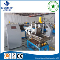roller shutter profile forming machine production line