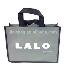 silkscreen print non woven shopping tote bags