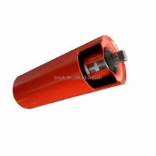 Nonstandard/Standard Q235 steel belt conveyor idler roller/roller idler