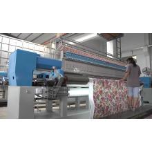 Diseños de edredones de bordado de máquina Cshx-322