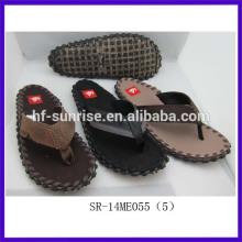 SR-14ME055(5)2014 summer fashion eva men slippers Newest Design Slipper unique slippers for men