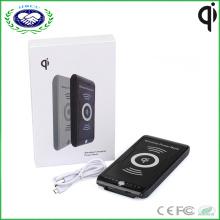 10000mAh elektrischen Typ und Handy verwenden Wireless Charger Power Bank für iPhone und Samsung