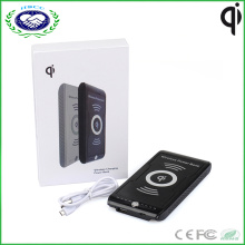10000mAh Type électrique et téléphone mobile Utiliser chargeur sans fil Power Bank pour iPhone et Samsung