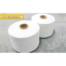 Fil modal de coton blanc brut