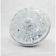 Haute qualité 220v avec CE Lampe de capteur de mouvement RoHS E27 E26 B22 10W
