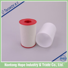 Plastic spool package zinc oxide medical plaster