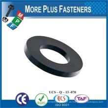 Fabricado em lavadores plásticos de plástico de polietileno de Taiwan