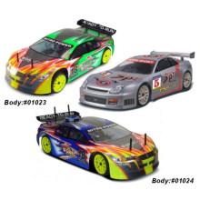 Nitro Poder RC Hobby Rádio Controle Estilo 1/10 RC Car