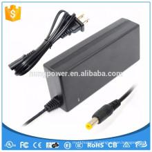 90W UL FCC GS SAA Clavija de Clase 2 Adaptador DC 220vac a 24vcc fuente de alimentación 3.75A