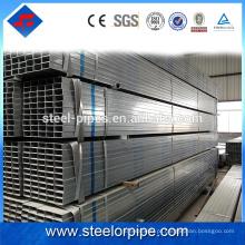 Itens mais vendidos q235 tubo de aço galvanizado