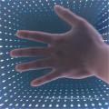 Disco Stage 3D Efecto Espejo portátil LED Dance Floor