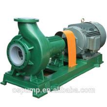 100m3 / h et 50m, théorie centrifuge, pompe de circulation chimique horizontale
