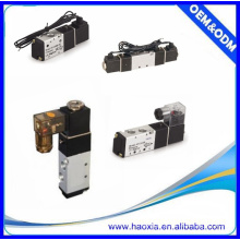 4V Series 5/2way Pneumatic Air Conditioner Valve For low price