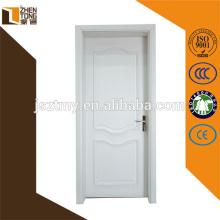 Профессиональный дизайн белый живопись твердой древесины двери