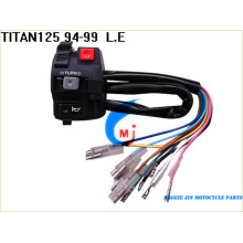 Interruptor de la manija de la motocicleta de las piezas de la motocicleta para Titan125