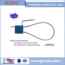 Scellé câble de sécurité avec Double verrouillage GC-C2502
