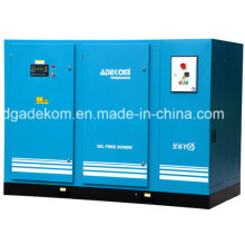 Non-Lubricated Oil Less Screw Rotary Tooth Air Compressor (KD75-10ET)