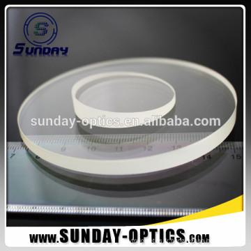 Fenêtres de précision en verre optique revêtues AR / PR / HR