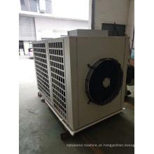 Bomba de calor de secagem e desumidificação de alta temperatura