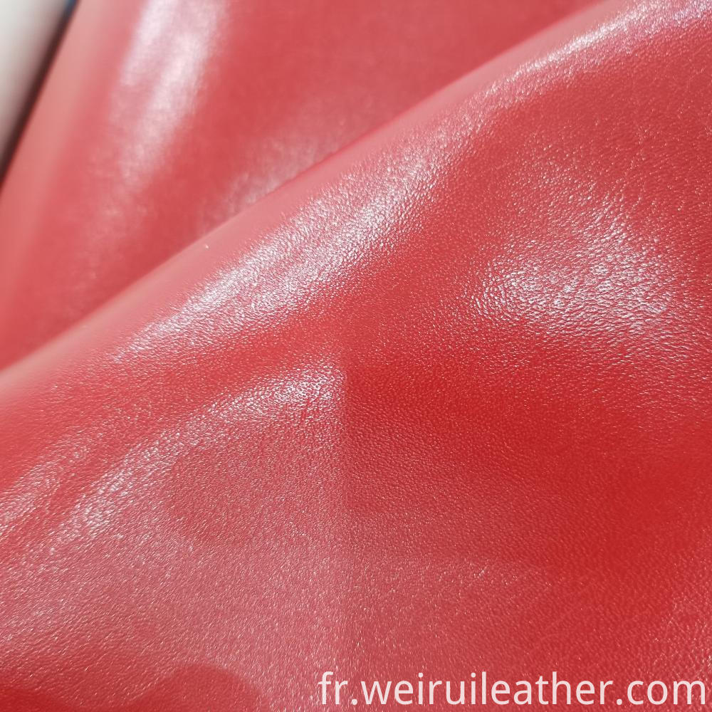 Exquisite Calfskin Pu Leather