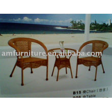 modern synthetic rattan outdoor furniture