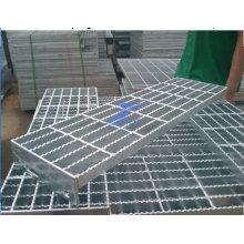 Steel Grating Stair Tread (TS-E100)