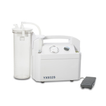 Unidad de la succión aspirador (líquido amniótico) de la portátil bajo vacío y baja presión (SC-YX932S)