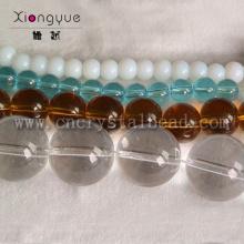 8 мм, 10 мм, 12 мм, блестящие стеклянные бусины Strand