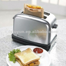 As See On TV PTFE No-stick Reusable Toaster Bag