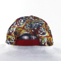 Fashion Cotton Sublimation Print Baby Cap
