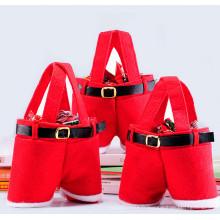 Enough Stock Santa Pants Christmas Wedding Candy Bag (C-1)