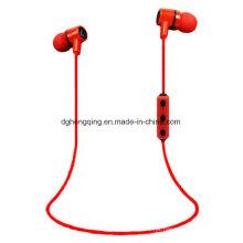 Promoção! Esporte fone de ouvido fone de ouvido estéreo com suporte de microfone