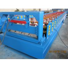 CE и ISO Аттестовал Польностью Автоматический Трапецоидальный лист крыши холодной Профилегибочная машина