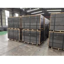 fine structure high pure isostatic carbon graphite block
