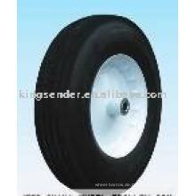 semi-pneumatisches Rad