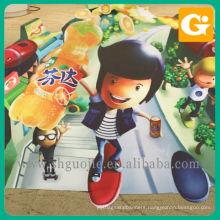 Floor Sticker For Beverage Of Fanta