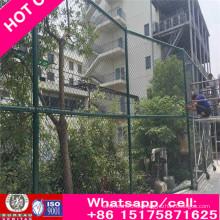 Spielplatz Chin Link Zaun
