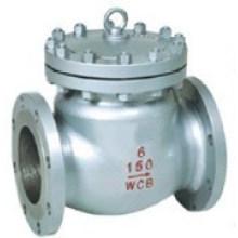 ANSI ASME API600 Válvula de retención de acero fundido