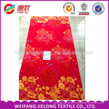 100% Polyester PIGMENT Cheap printed Fabric 95gsm for Bedsheet