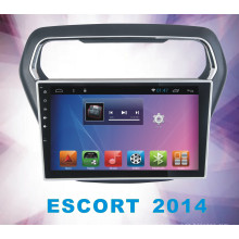 Système Android 5.1 Navigation et GPS pour escorte avec lecteur DVD de voiture